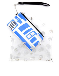 Star Wars Transparent Envelope Wallet
