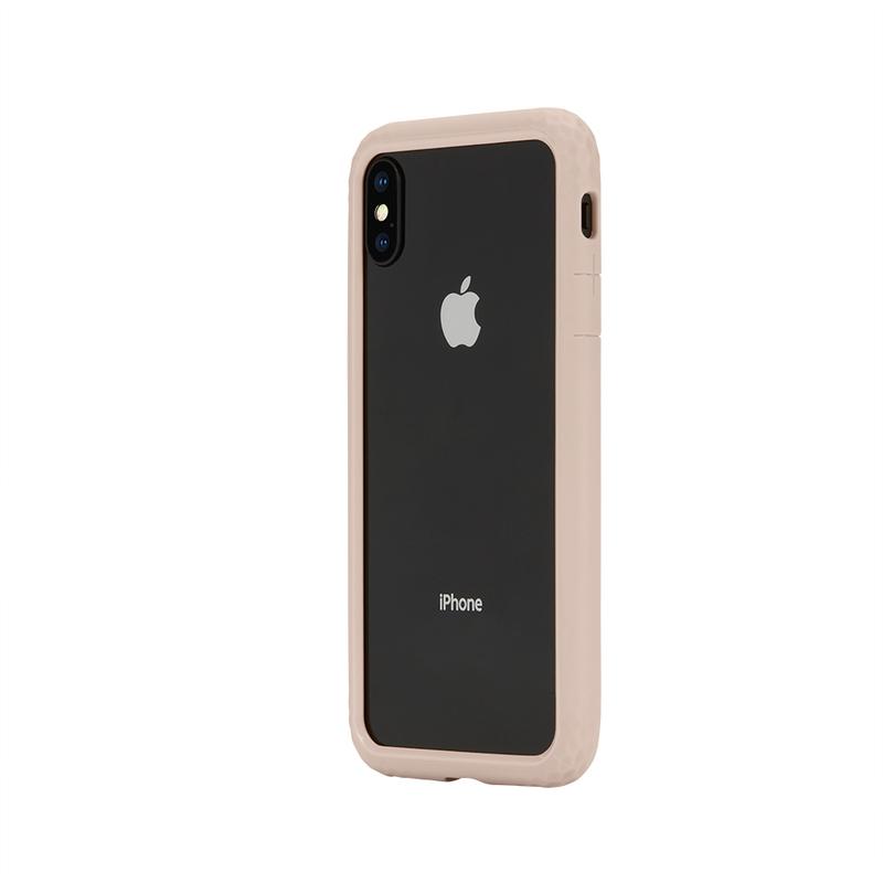 incase frame case rose gold for iphone x - Mobile Frame