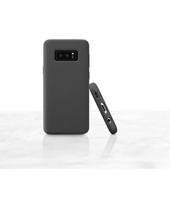 CellularlLne Soft Touch Case Black for Galaxy S10e