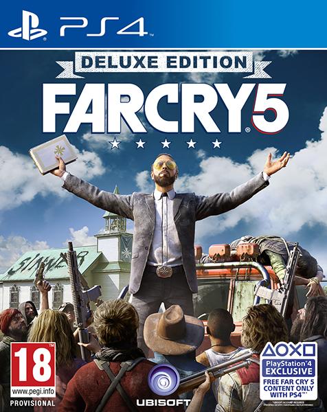 Far Cry 5 Ps4 Games Ps4 Gaming Virgin Megastore