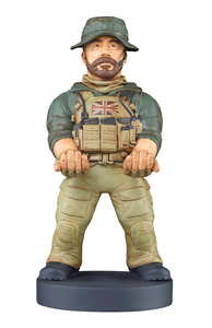 Exquisite Gaming Cable Guy Cod Captain Price Phone/Controller Holder