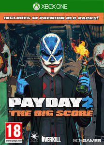 PAYDAY 2: Crimewave Edition - The Big Score [Pre-owned]