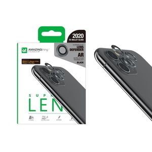 Amazing Thing Supreme Lens Defender 3D Corning Lens Black for iPhone 11/Pro/Pro Max