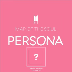 Map Of The Soul: Persona 3  - BTS [Pre-order]