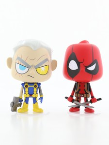 Funko Vynl Marvel Deadpool & Cable Vinyl Figure