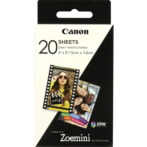 Canon ZP-2030 ZINK Photo Paper [20 Sheets]