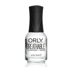 Orly Breathable Nail Treatment + Color Shine 18ml