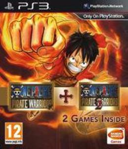 One Piece: Pirate Warriors + One Piece: Pirate Warriors 2