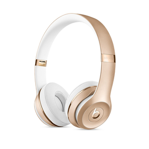 Beats Solo3 Gold Wireless On-Ear Headphones