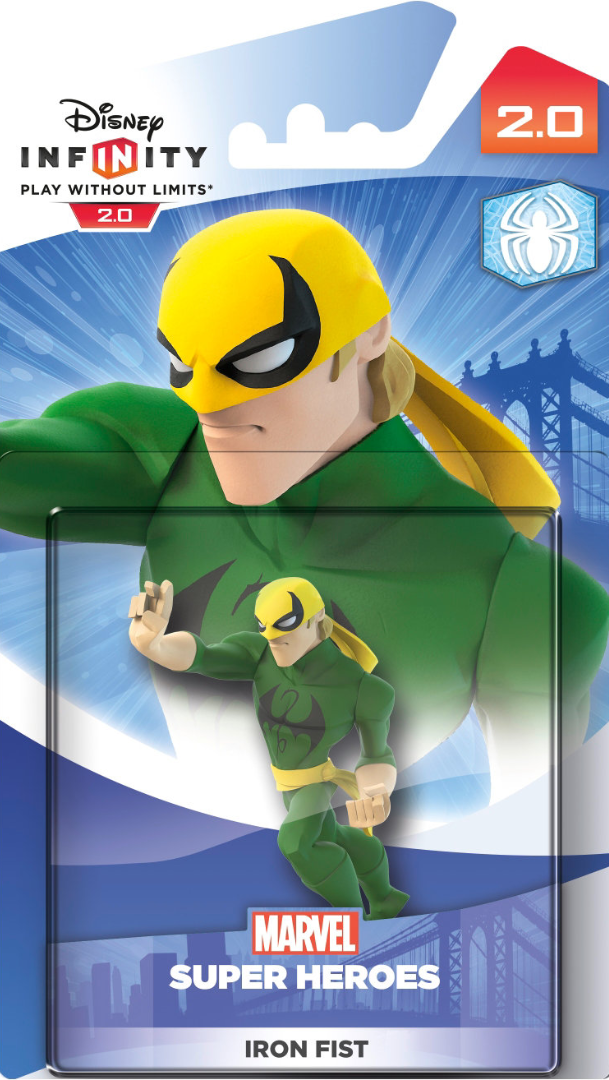 Disney Infinity 2.0: Play Without Limits - Marvel Super Heroes: Iron Fist