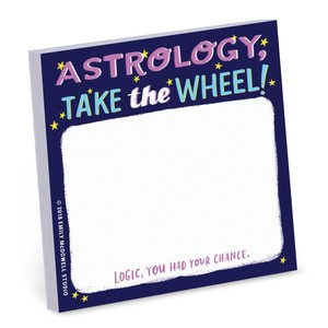 Emily Mcdowell Astrology Sticky Notes