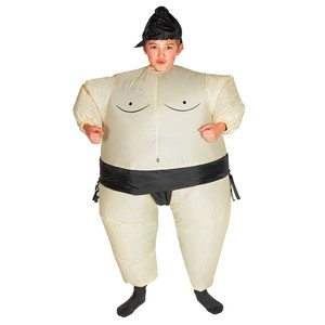 Bodysocks Inflatable Sumo Costume for Kids