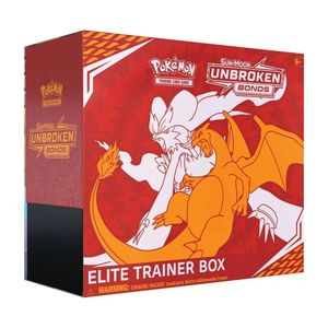 Pokemon TCG-SM10 Unbroken Bonds Elite Trainer Box