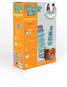 3Doodler Start Architecture Theme Activity Kit