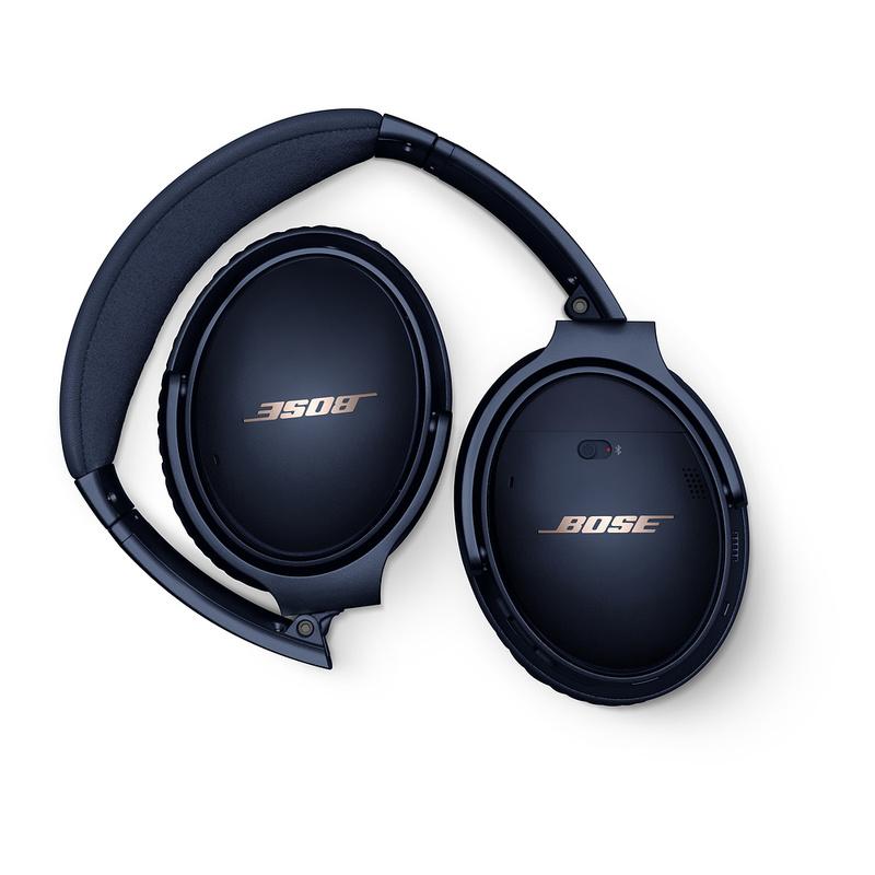 Bose 25 Vs 35 >> Midnight Blue Bose Headphones - Image Headphone Mvsbc.Org