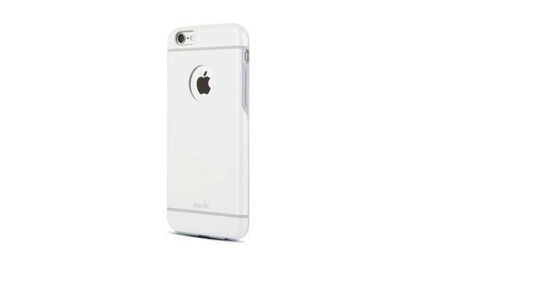 Moshi Iglaze Case White Iphone 6/6S
