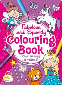 Fabulous Sparkly Colouring