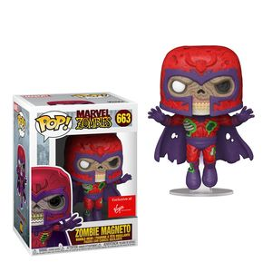 Funko Pop Marvel Zombies Magneto Vinyl Figure Exclusive