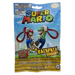 Paladone Super Mario Backpack Buddies Series 2 [Mystery Pack]
