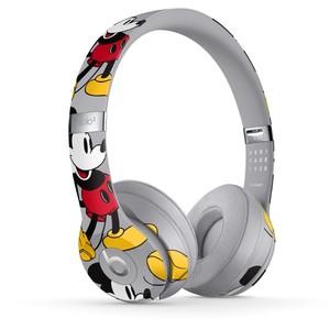 Beats Solo3 Wireless Headphones Mickey's 90th Anniversary Edition