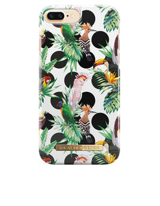 iDeal Fashion Case S/S17 Tropical Dots For iPhone 7 Plus