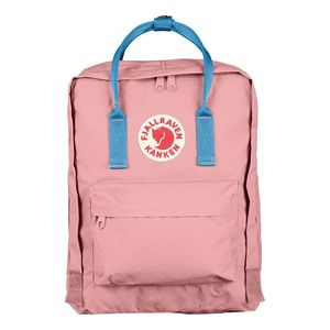 Fjallraven Kanken Mini Backpack Pink Air Blue