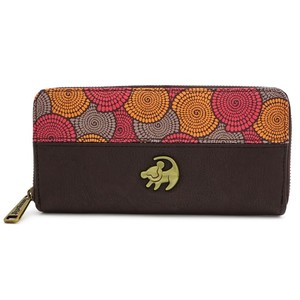 Loungefly Lion King Zip Around Wallet