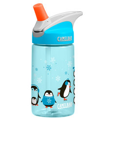 Camelbak Eddy Kids .4L Penguin Parade Water Bottle