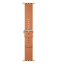Apple Gold/Red Nylon Band Apple Watch 38mm