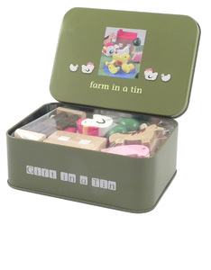 Apples To Pears Farm In A Tin