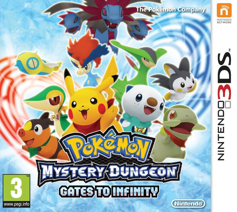 Pokémon: Mystery Dungeon - Gates to Infinity