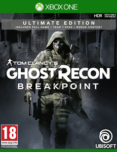 Tom Clancy's Ghost Recon: Breakpoint [Pre-owned]