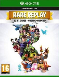 Rare Replay Project Pearl Xbox One