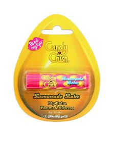Candy Crush Lemonade Lake Lip Balm