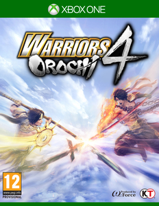 Warriors Orochi 4 [Pre-owned]