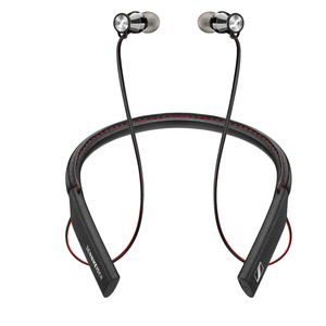 Sennheiser Momentum Black Wireless In-Ear Earphones