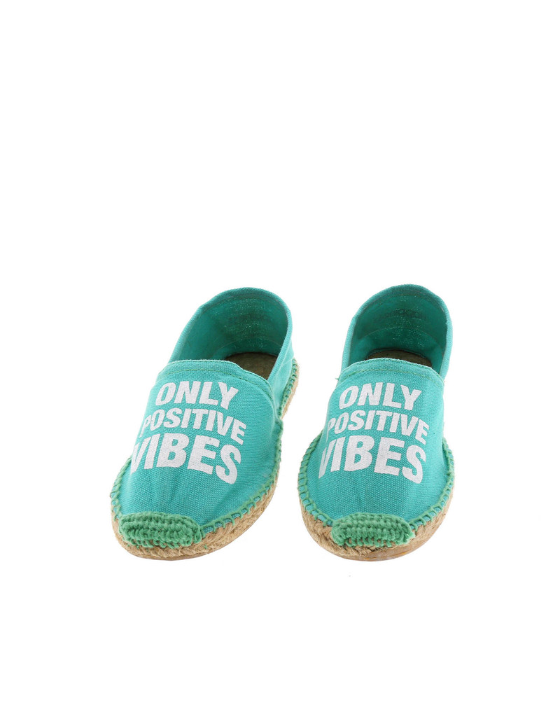 Acqua Positive Vibes Water Green Women'S Espadrillas Size 41