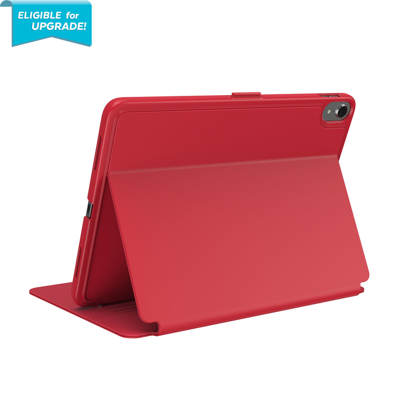 on sale dee38 98b66 Speck Balance Folio Case Heartrate Red for iPad Pro 11