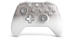 Microsoft Phantom White Special Edition Wireless Controller for Xbox One