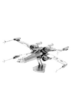 Metal Marvel Star Wars X-Wing Fighter Model