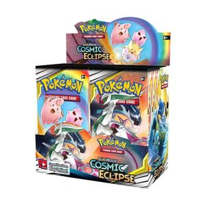 Pokemon TCG:  Sun & Moon 12 Cosmic Eclipse Booster [Includes 1]