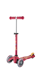 Mini Micro Deluxe Scooter Rubin Red