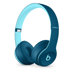 Beats Solo3 Pop Blue Wireless On-Ear Headphones