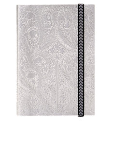 Christian Lacroix A6 Paseo Silver Notebook