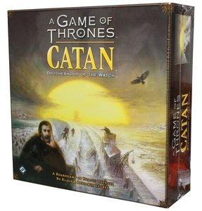 Game Of Thrones: Catan Board Game