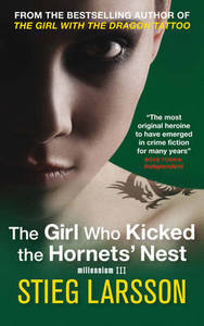 Girl Who Kicked The Hornet's Nest