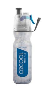 O2Cool Arcticsqueeze Mist N Sip Dark Blue 20 oz