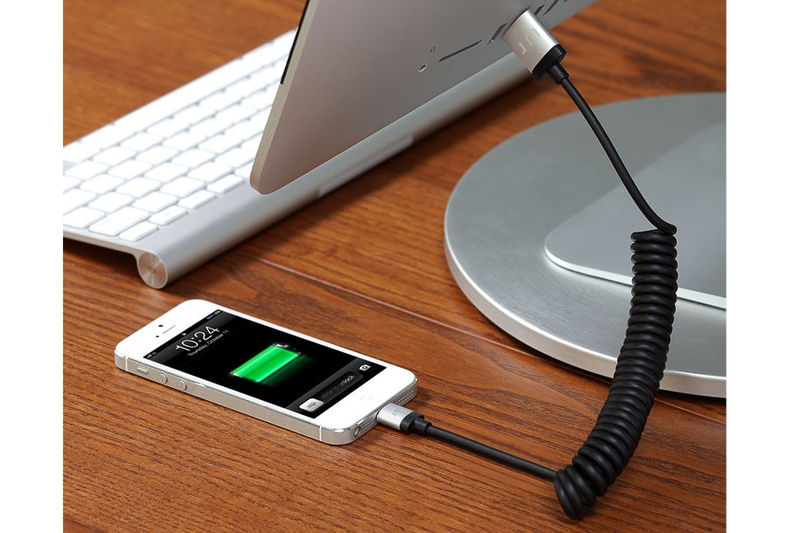 Just Mobile Alucable Twist Lightning Cable