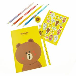 Line Friends Super Stationery Set