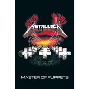 Metallica Master of Puppets Poster [61 x 91.5 cm]